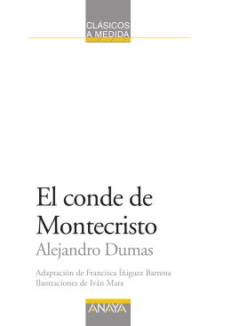 El conde de Montecristo,, edición adaptada (capítulo 1)