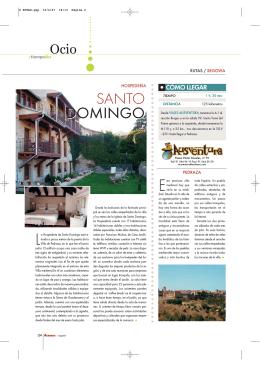 Hospedería Santo Domingo Segovia Pueblo medieval