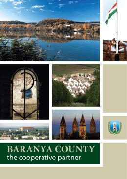 BARANYA COUNTY - Baranya Megyei Önkormányzat