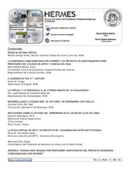HERMES NÚMERO 7: Diciembre 2002