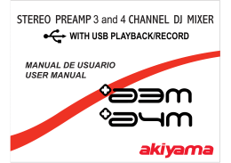 AM USB MANUAL Espanish PIX.cdr