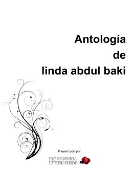 Antología de linda abdul baki