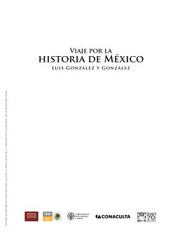 Viaje por la Historia de México - Secretaría de Educación Pública