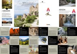 Mapa de Aragón - Turismo de Aragón