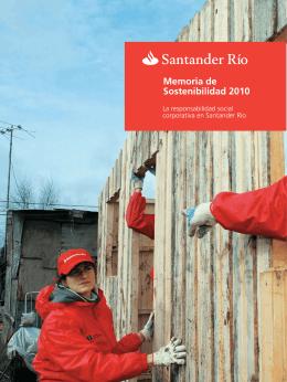 Clientes - Banco Santander Río