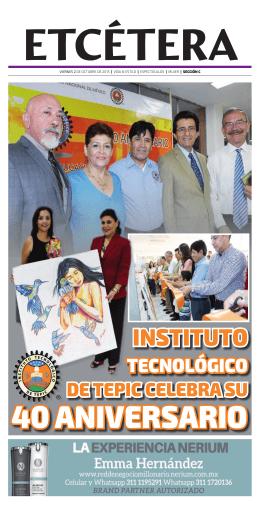 ETC02102015 - Periódico Enfoque Nayarit