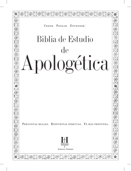 Biblia de Estudio de - B&H Publishing Group