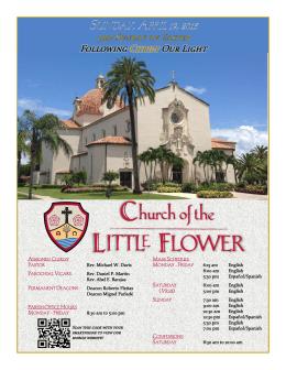 19 - Church of the Little Flower
