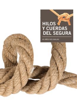 HILOS Y CUERDAS DEL SEGURA