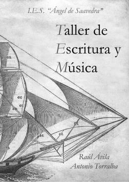 Taller de escritura y música