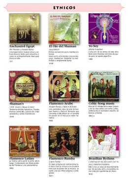 ETNICOS - Naturalway Records