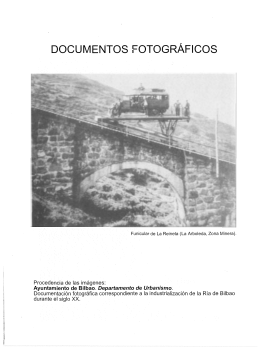 DOCUMENTOS FOTOGRÁFICOS