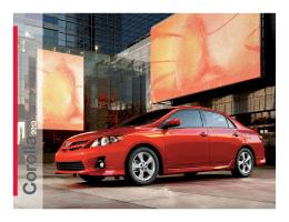 Toyota Corolla 2013 | Autos Compactos