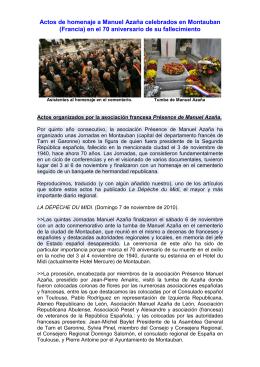 Montauban 2010 - Izquierda Republicana