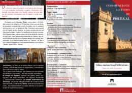 PORTUGAL - Fundación Santa María la Real