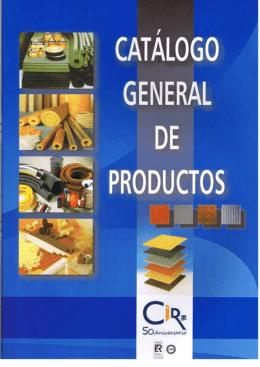 Catalogo CIRSA 2012