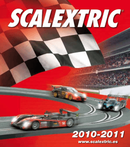 Coches - Scalextric
