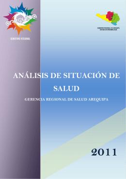 análisis de situación de salud - Dirección General de Epidemiología