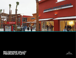 RIO GRANDE VALLEY PREMIUM OUTLETS®