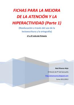 Cuadernillo Mejora Atención _Parte 1_