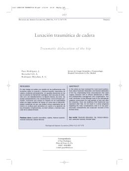corr LUXACION TRAUMATICA DE.qxd, page 1-12