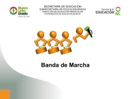 Banda de Marcha - Himno – Escolta – Banda – Ronda