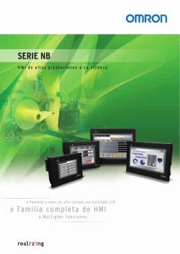 Catálogo SERIE NB