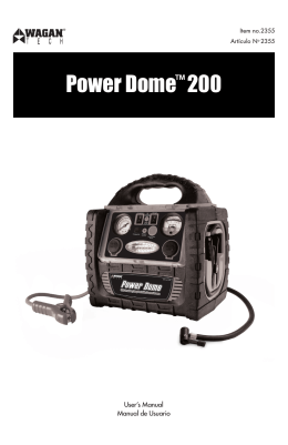 Power Dome™ 200