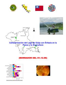 Caracterización del Lago de Güija con Énfasis en la Pesca y la