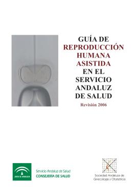 Guía de Reproducción Humana Asistida en el Servicio Andaluz de