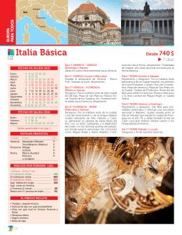 Italia Básica
