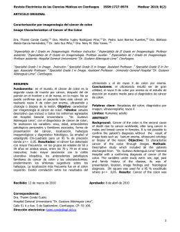 3 Revista Electrónica de las Ciencias Médicas en Cienfuegos ISSN
