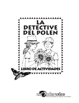 La detective del polen - Wonderwise