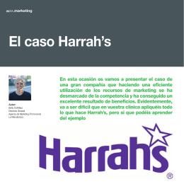 El caso Harrah`s