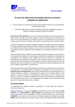 Descargar - Asociación Española de Fabricantes de helados