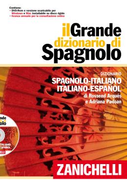 Spagnolo Italiano