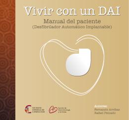 Vivir con un DAI - Sociedad Española de Cardiología