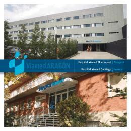 Hospital Viamed Montecanal | Zaragoza Hospital