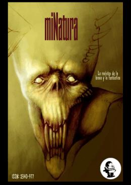 La revista de lo Breve y lo Fantástico [julio, 2015 #143] 1