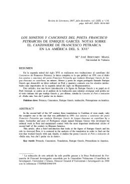 Versión para imprimir - Revista de literatura