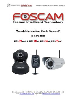 Español - Foscam