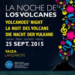 Programa Noche de Los Volcanes