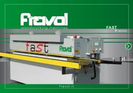 fravol.it woodworking machines F series