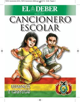 TAPA Cancionero 2006.qxd