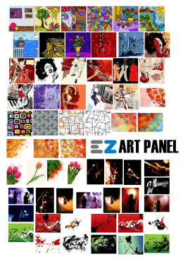 Visio-101221 EZ Art Panel PVP.vsd - EZ Acoustics, a Revolutionary