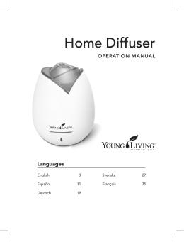 Home Diffuser Home Diffuser