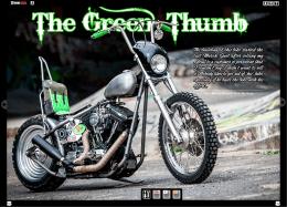 La construcción de ésta moto empezó el pasado Marzo - MB
