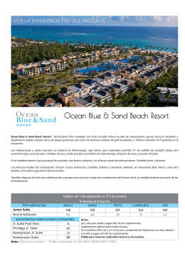 Ocean Blue & Sand Beach Resort