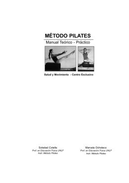MÉTODO PILATES - Salud & Movimiento