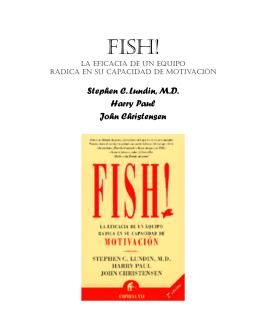 FISH!, de Stephen C. Lundin (61 paginas).